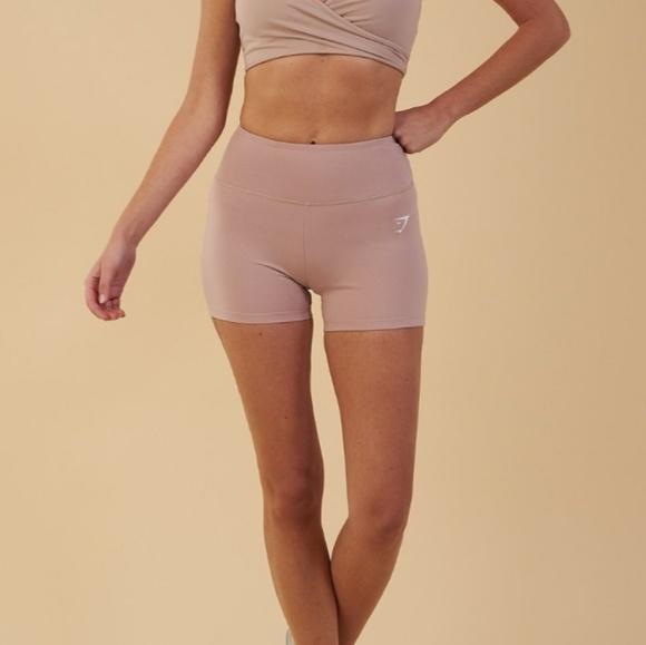 f07c1008e18bc Gymshark Shorts | Nwt Dreamy High Waisted Xs | Poshmark
